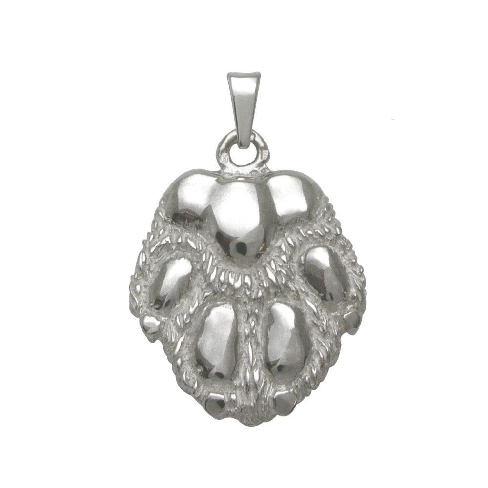 Tlapka velká – pes – stříbrný přívěšek 925/1000 - 1