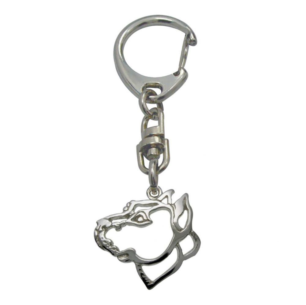 Americký pitbull teriér I – klíčenka - 1