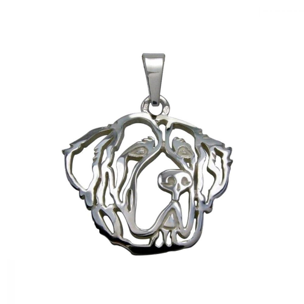 Bernardýn – stříbrný přívěšek 925/1000 - 1