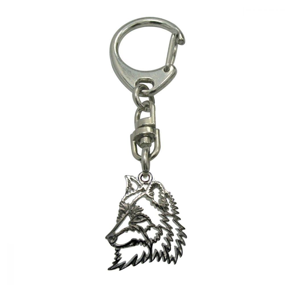 Vlk – klíčenka - 1